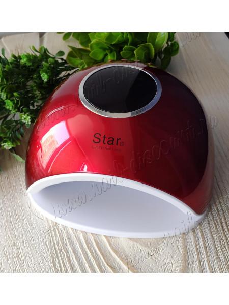 Лампа Star 5 UVLed 48W  (красная)